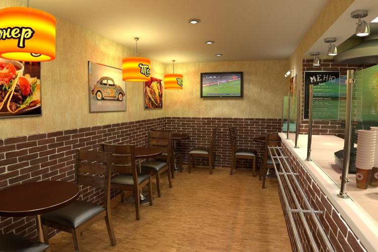 Дизайнерские проекты кафе и ресторанов под ключ - основной вид деятельности нашей компании.