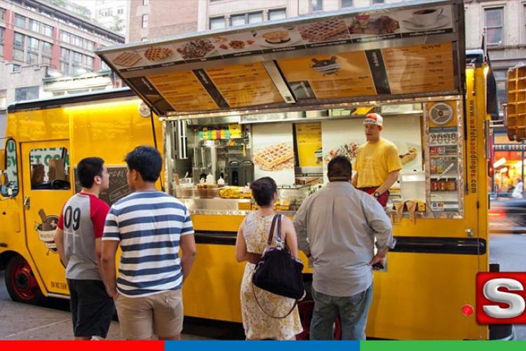 Дизайн, строительство и производство уличных торговых павильонов, павильоны из сэндвич панелей.