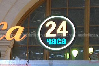 Панель кронштейн 24 часа
