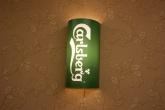 Подвесные светильники с вашей рекламой